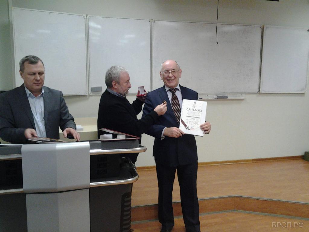 Ю. В. Капральный, В. А. Минаев и А. И. Сеселкин