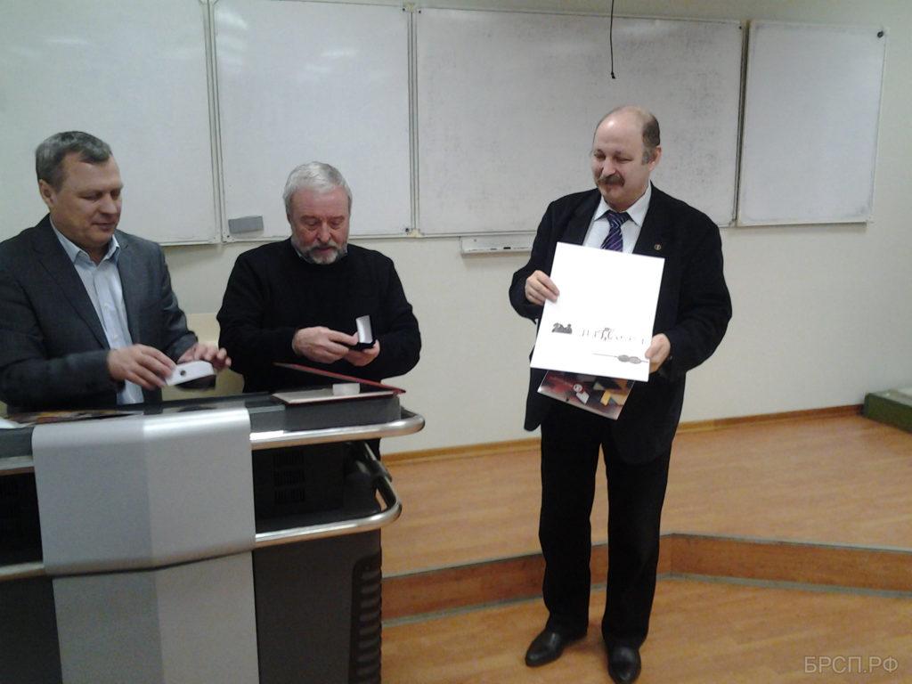 Ю. В. Капральный, В. А. Минаев и С. А. Орехов