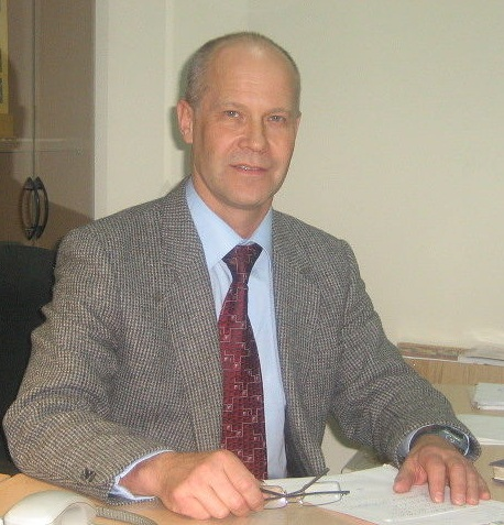 Д.т.н., профессор, действительный член РАЕН Олег Владимирович Викулов.